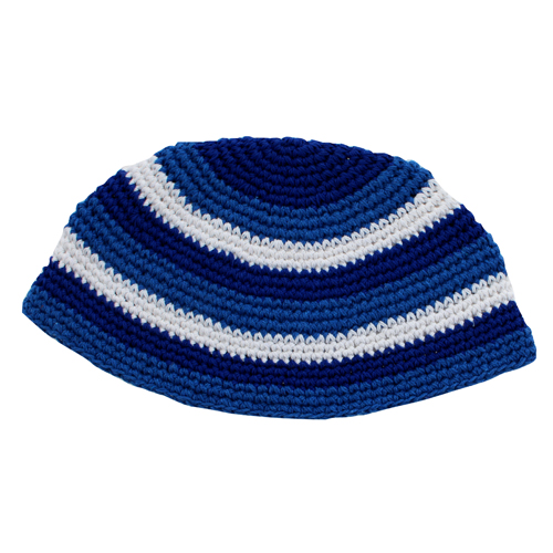 Frik Kippah 24 Cm- With White