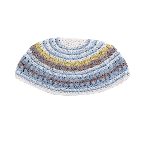 Frik Kippah 26cm- Striped