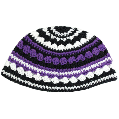 Frik Kippah 21cm- Purple