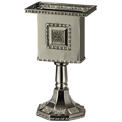 Nickel Havdalah -star Of David 11cm