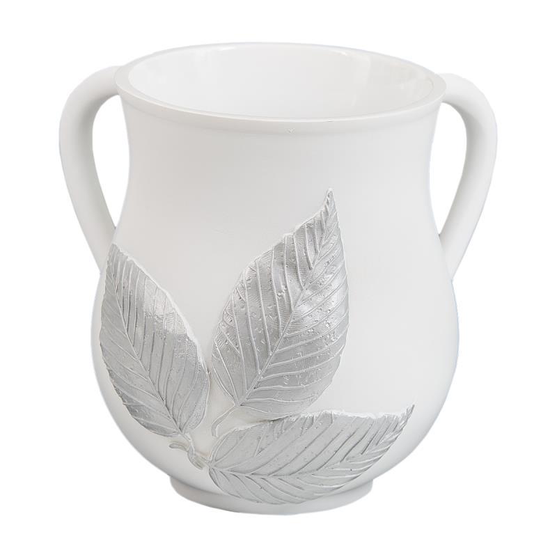 An Elegant Polyresin Washing Cup 14 Cm