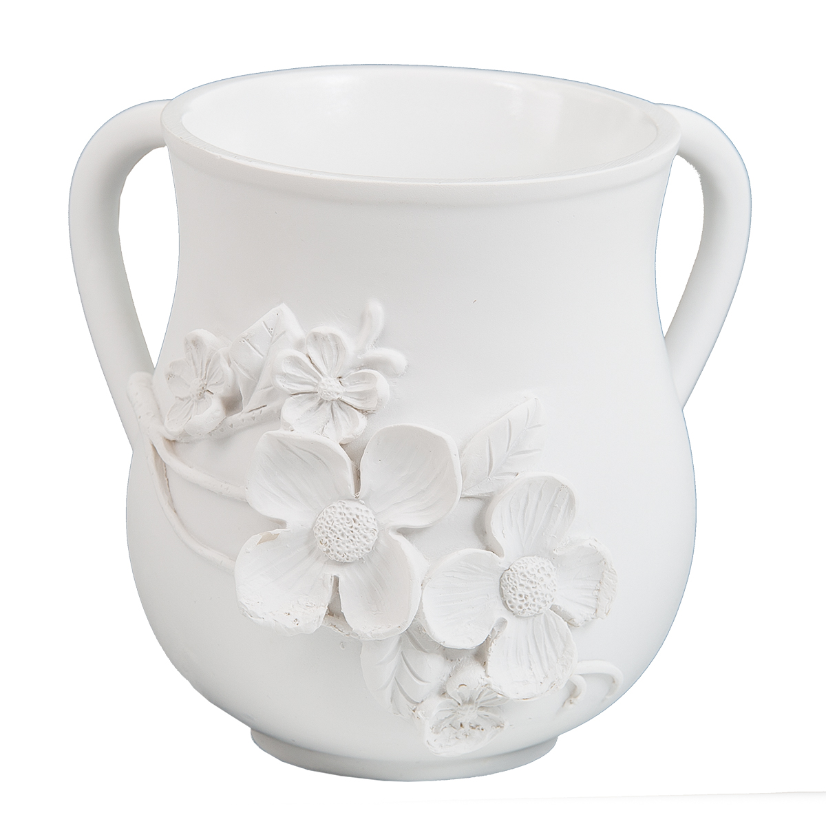 Elegant Polyresin Washing Cup 14 Cm