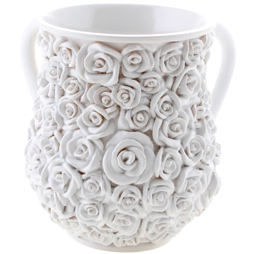 An  Elegant Polyresin Washing Cup 14 Cm