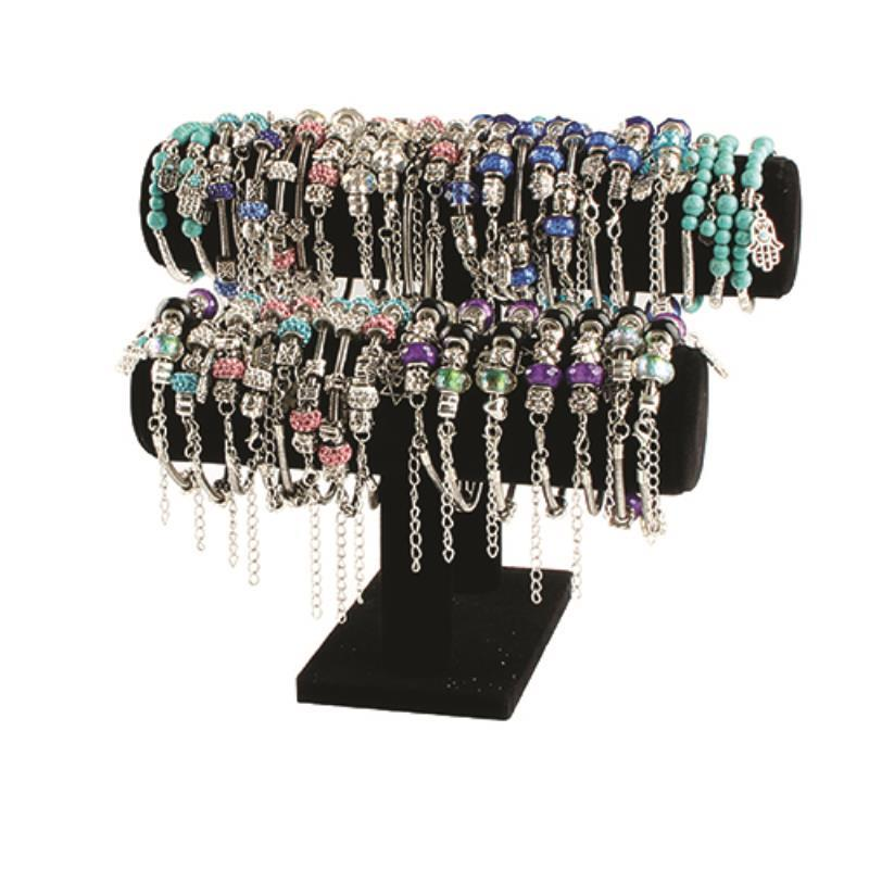 Bracelets With Amulets (40)-assorted Set
