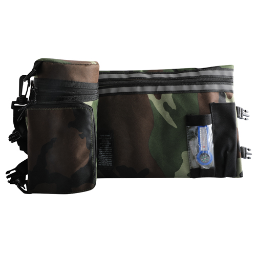 "Marines Thermal Tefillin & Tallit Protector Container ""tik-taf"" 23 Cm"