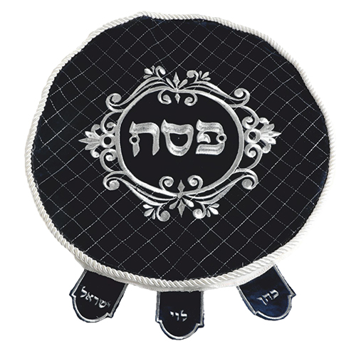German Velvet Passover Cover  45 Cm