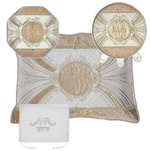 Brockett & Velvet Passover 4 Pcs Set: Passover