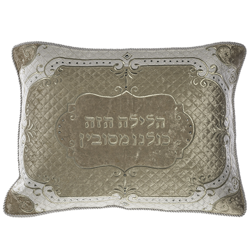 Brockett & Velvet Pillow Cover 70*45 Cm