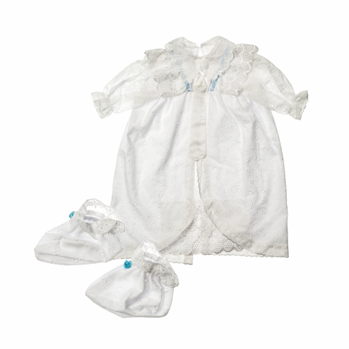 Bris Milah Outfit 55 Cm With White Tie & Socks