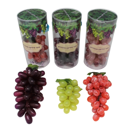 Silicon Cluster Of Grapes In Pvc Box