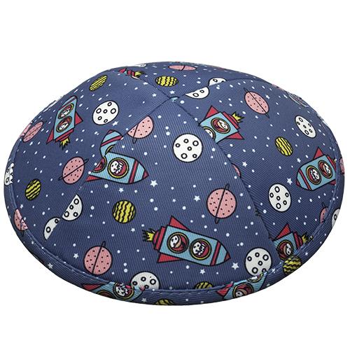Fabric Kippah Size 4