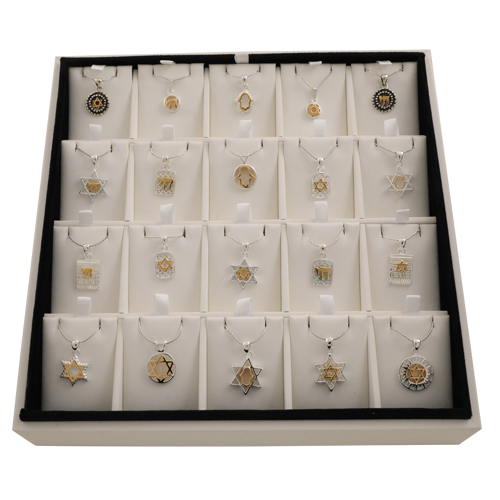 Full Display- Pendants With Chains (20)