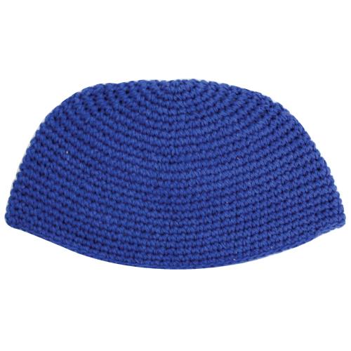 Frik Kippah 21 Cm- Navy Blue