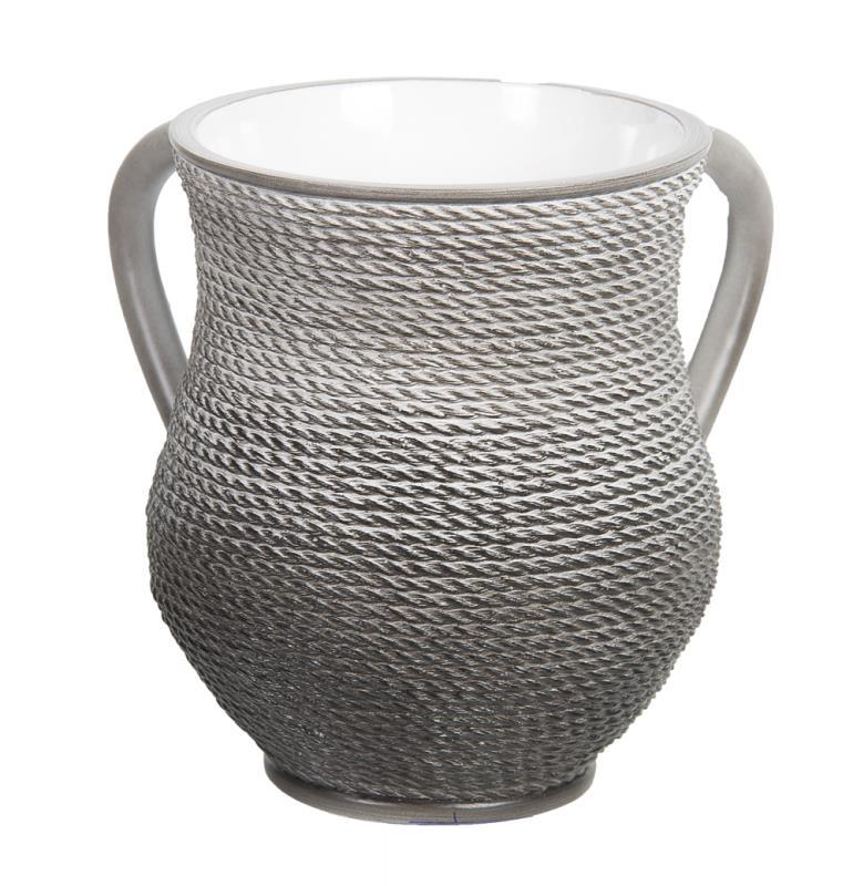 Elegant Polyresin Washing Cup 14 Cm