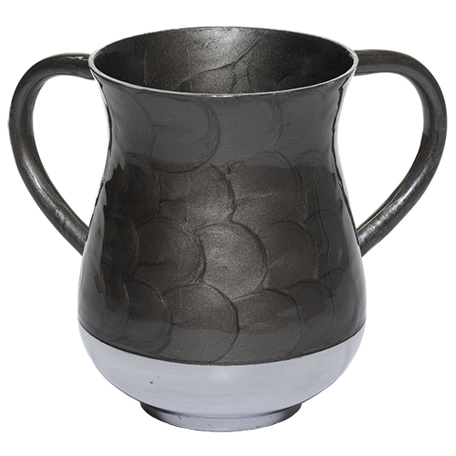 Aluminium Washing Cup 13 Cm - Dark Gray
