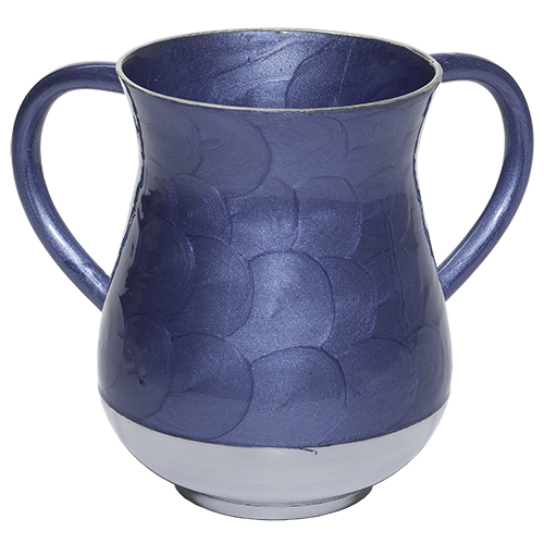 Aluminium Washing Cup 13 Cm - Blue