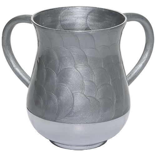 Aluminium Washing Cup 13 Cm - Silver