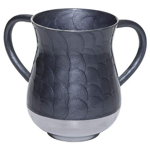 Aluminium Washing Cup 13 Cm - Grey