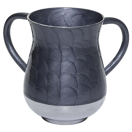 Aluminium Washing Cup 13 Cm - Grey