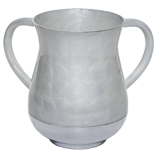 Aluminium Washing Cup 13 Cm - White