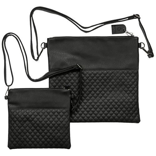 Leather Like Talit - Tefilin Set 33*29 Cm