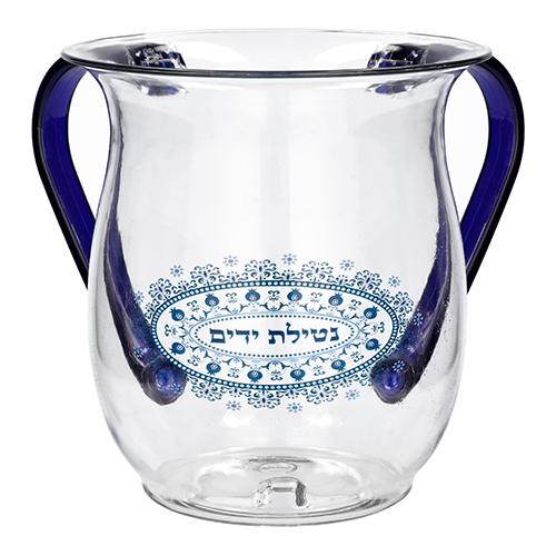 Acrilic Washing Cup 13 Cm