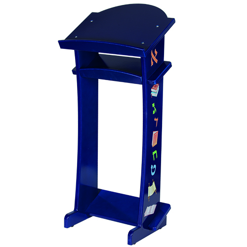 Book Stand For Children 83*36*30- Blue
