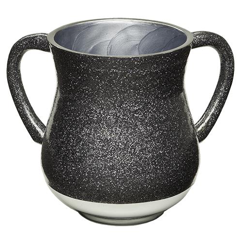 Aluminum Washing Cup 13 Cm - Gray