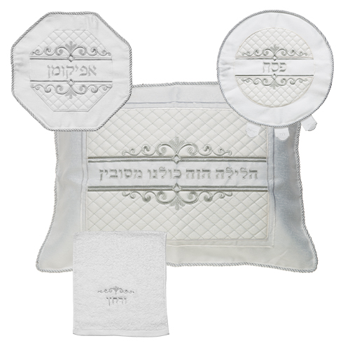 Brockett Passover 4 Pcs Set: Matzah