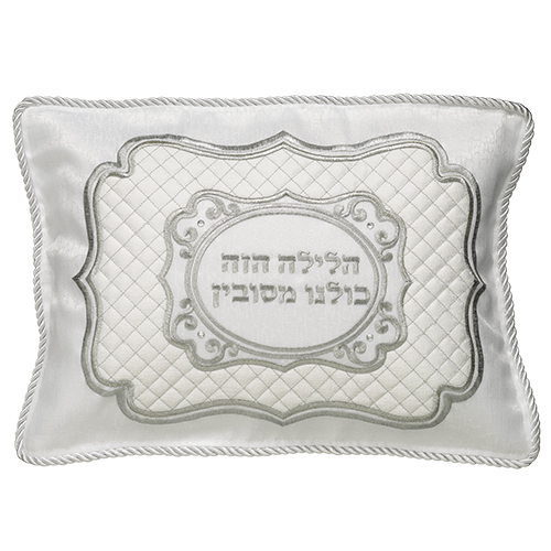 Satin Medium Pillow Cover For Passover 45*30 Cm