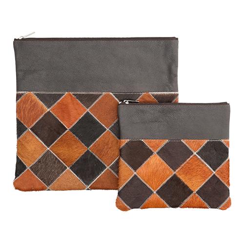 Leather Talit Tefilin Set 36*33cm